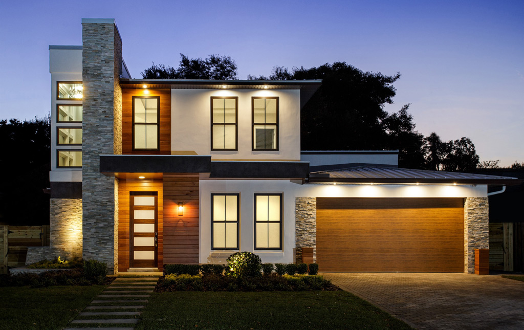 The Mizell Model is Complete in Beautiful Winter Park Location